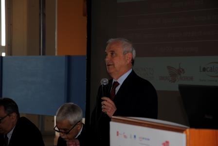 Giorgio Kutufà, Presidente Provincia di Livorno