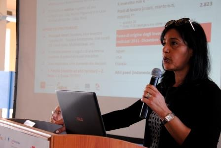 Monica Concepciòn Colom, Dirigente politiche regionali per l'attrazione degli investimenti
