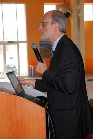 Paolo Dario, Direttore Istituto di BioRobotica presso la Scuola Superiore Sant'Anna di Pisa