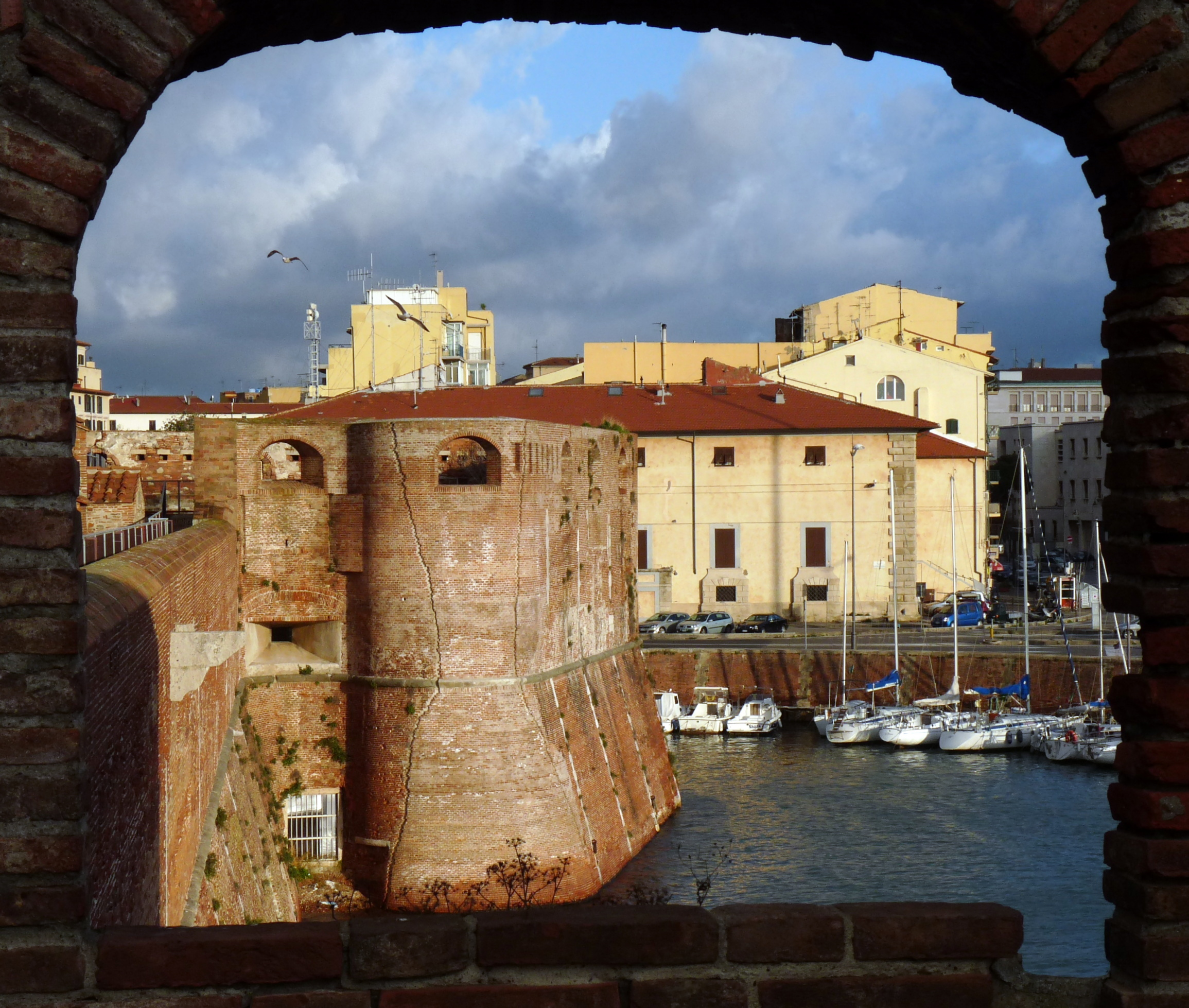 Fortezza_Vecchia,_Livorno_1